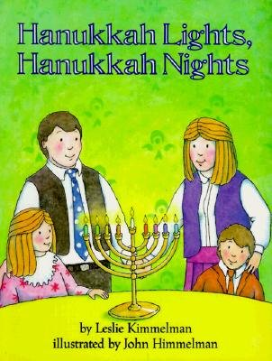 9780439160247: Hanukkah Lights, Hanukkah Nights