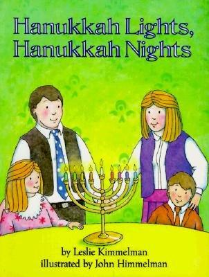 9780439160247: Hanukkah Lights, Hanukkah Nights