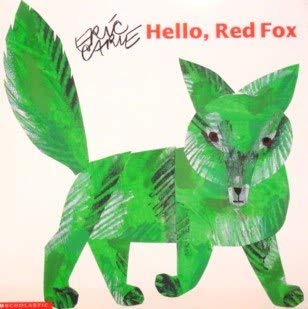 9780439160254: Hello, Red Fox