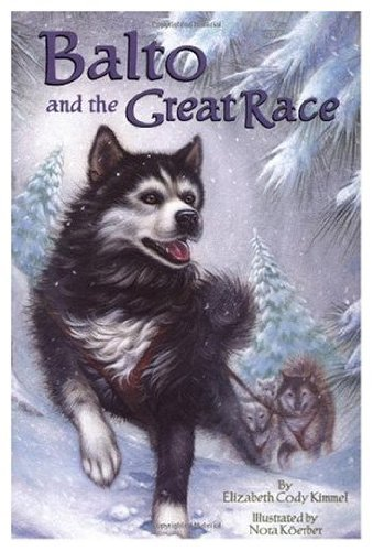 9780439161442: Balto and the Great Race