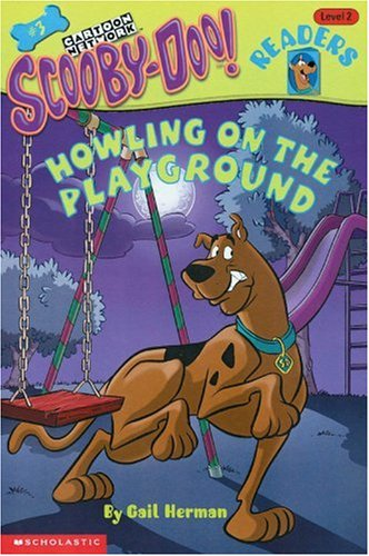 9780439161695: Scooby-Doo Reader #3: Howling on the Playground (Level 2)