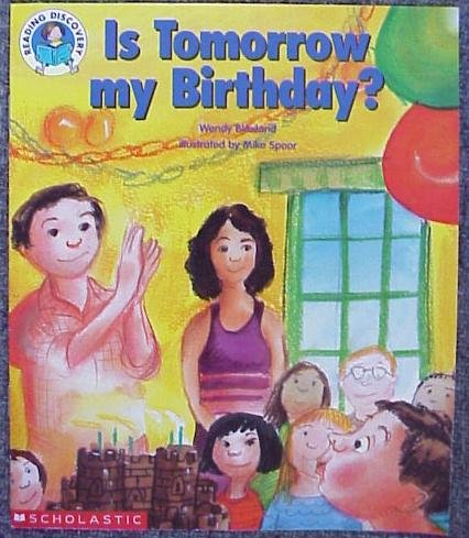 9780439162647: Is Tomorrow my Birthday? (Reading Discovery)