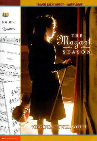 9780439163095: The Mozart Season