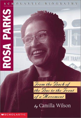 9780439163309: Rosa Parks Biography (Scholastic Biography)