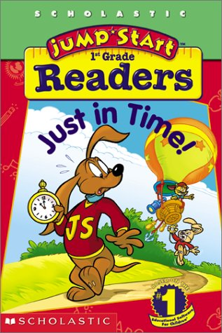 9780439164474: Just in Time! (Jump Start Reader, 1st Grade)