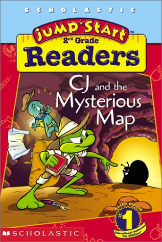 9780439164481: Jumpstart 2nd Gr Early Reader: Cj and the Mysterious Map