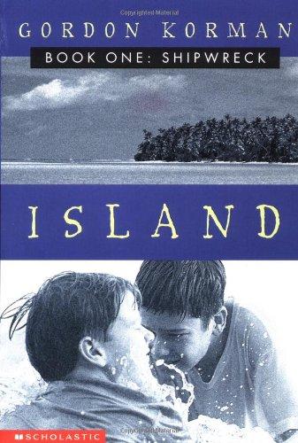 9780439164566: Shipwreck (Island, Book 1)