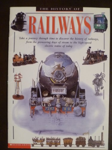 9780439165075: A History of Railways