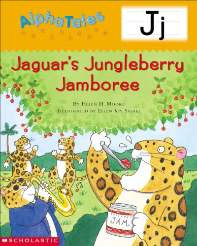 9780439165334: AlphaTales (Letter J: Jaguar's Jamboree): A Series of 26 Irresistible Animal Storybooks That Build Phonemic Awareness & Teach Each letter of the Alphabet