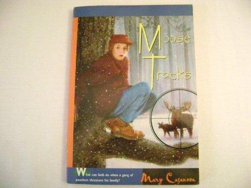 9780439165952: Moose Tracks