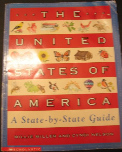 9780439168229: Title: The United States of America StateByState Guide