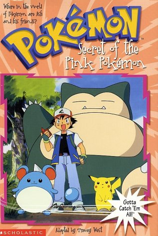 Secret of the Pink Pokemon (Pokemon Chapter Book) 9780439169431 Ash, Pikachu, and friends travel to the Orange Islands on their quest to become Pokâemon masters, and encounter strange Pokâemon they ha