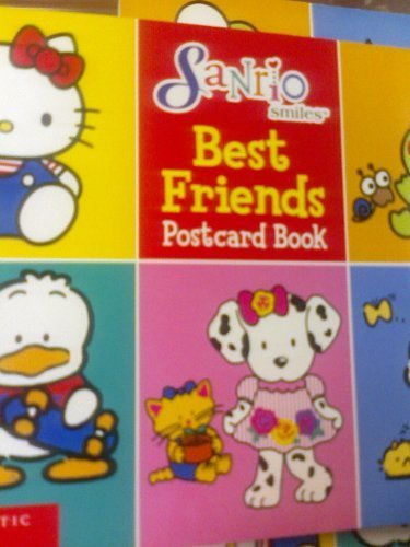 9780439169479: Sanrio Smilies Best Friends Postcard Book