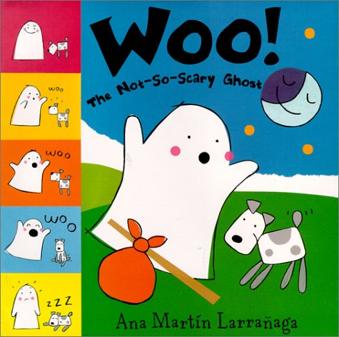 9780439169585: Woo!: The Not So Scary Ghost