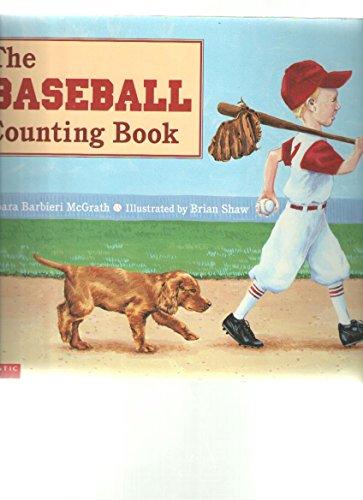 9780439170451: The baseball counting book