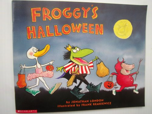 9780439172097: Froggy's Halloween