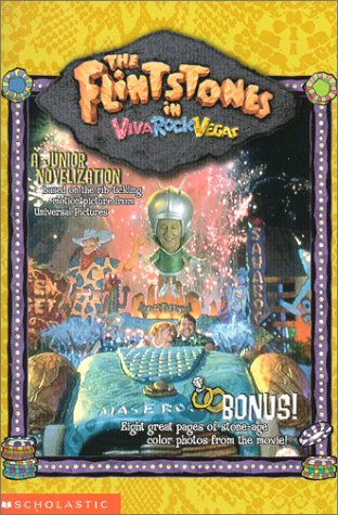 The Flintstones in Viva Rock Vegas (0439173035) by Ellen Miles; Scholastic Books