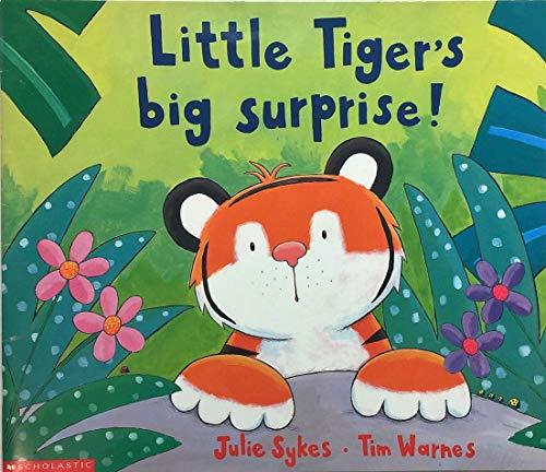 9780439173087: Little Tiger's Big Surprise!