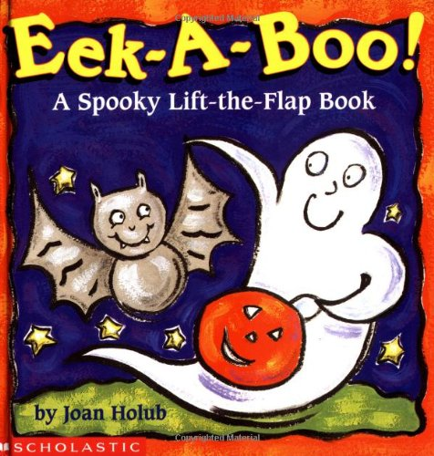 9780439173247: Eek-A-Boo (Lift-The-Flap Book)