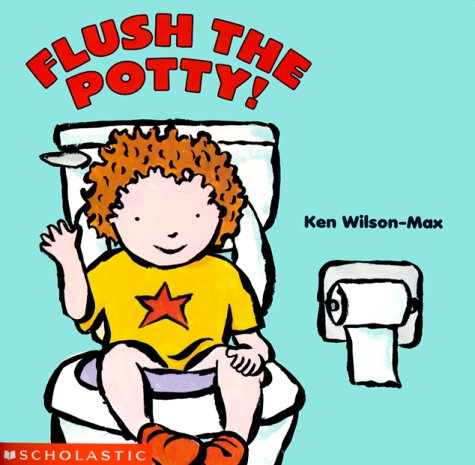9780439173254: Flush The Potty