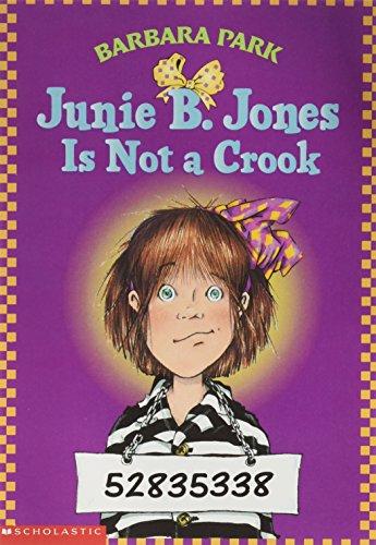 9780439174527: Junie B. Jones Is Not a Crook (Junie B. Jones #9)
