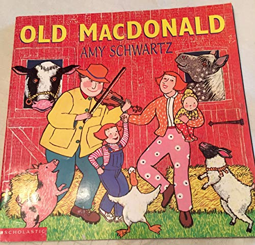 Old MacDonald (0439174856) by Amy Schwartz