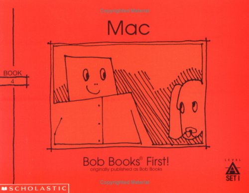 9780439175487: Mac (Bob books)