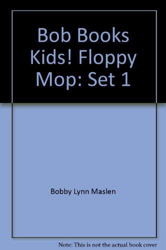 9780439175609: Bob Books Kids! Floppy Mop: Set 1