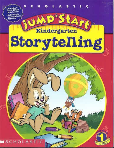 9780439176422: JumpStart Kindergarten Storytelling Workbook