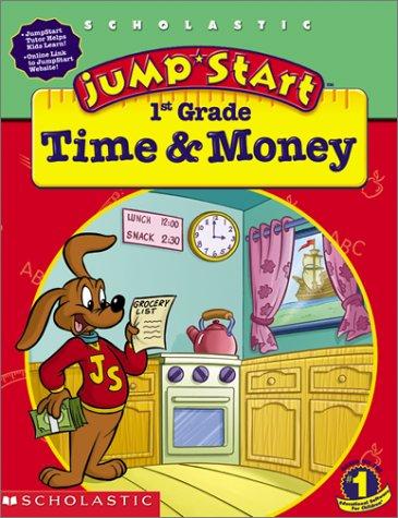 9780439176590: Jumpstart 1st Gr: Time & Money