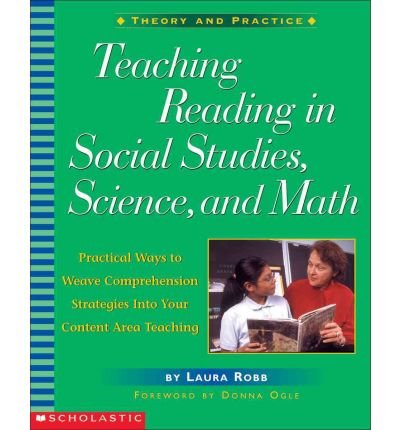 9780439176651: Teaching Reading in Social Studies, Science and Math (Grades 3 and Up)