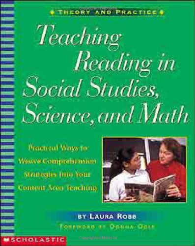 9780439176699: Teaching Reading In Social Studies, Science and Math (Theory and Practice)