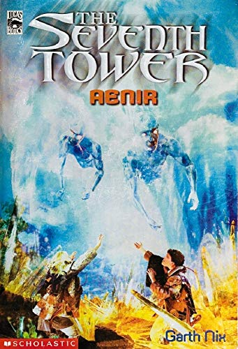 9780439176842: Aenir (The Seventh Tower #3)