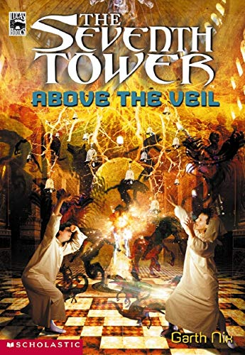 9780439176859: Above the Veil (Seventh Tower)