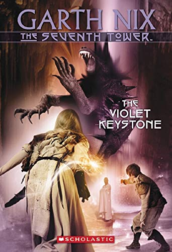 9780439176873: The Seventh Tower #6: The Violet Keystone