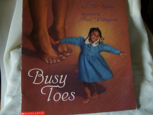 9780439178747: Busy Toes