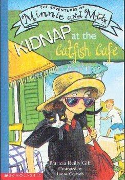 9780439179225: Kidnap at the Catfish Cafe