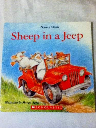 9780439183161: Sheep in a Jeep