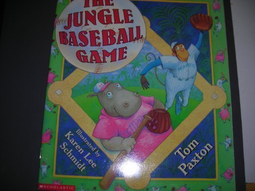 9780439183192: The jungle baseball game