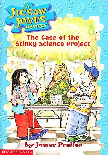 9780439184700: The Case of the Stinky Science Project (A Jigsaw Jones Mystery, 9)