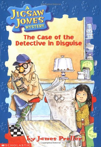9780439184762: The Case of the Detective in Disguise (Jigsaw Jones Mystery, No. 13)