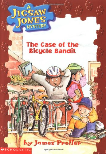 9780439184779: The Case of the Bicycle Bandit (Jigsaw Jones Mystery, No. 14)