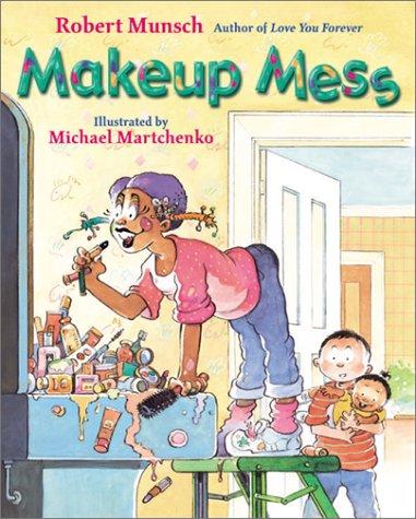 9780439187718: Makeup Mess