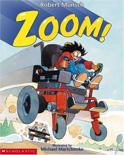 Zoom!: Munsch, Robert