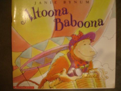 9780439187879: Altoona Baboona