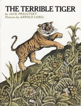 9780439188081: The Terrible Tiger