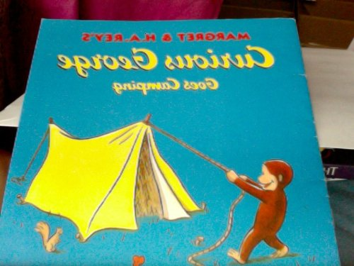 9780439188265: Curious George Goes Camping