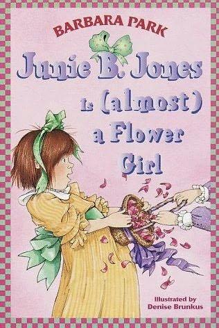 9780439188821: JUNIE B. JONES IS (ALMOST) A FLOWER GIRL