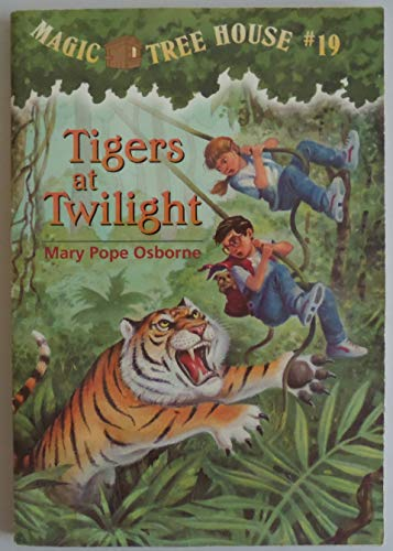 9780439188852: Tigers at Twilight