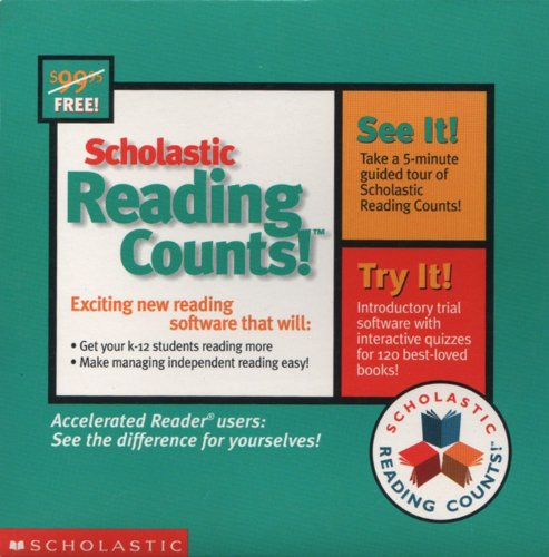 9780439189002: Scholastic Reading Counts! Quiz Collection (Interactive CD) (Full Version)